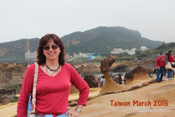 Taiwan march 2015