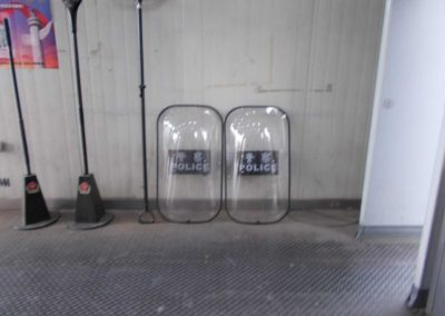 2riot shields