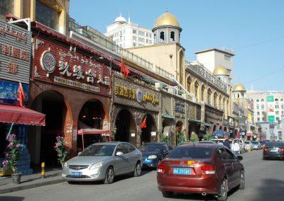4_ streets of urumqi